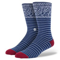 Stance | Driggs Navy, Blue socks | Buy at the Official website Main Website.