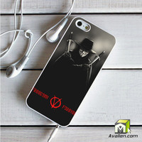 V For Vendeta New iPhone 5|5S Case by Avallen