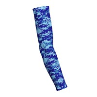 Camouflage Blue  Shooting Arm Sleeve