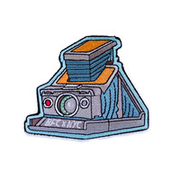 Brooklyn Film Camera Collaboration Patch
