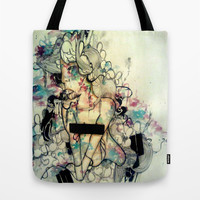 With our safety Tote Bag by Princess M