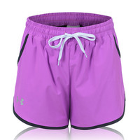 Under Armour Woman Casual Drawstring Sport Gym Yoga Running Shorts