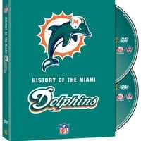 NFL History of the Miami Dolphins