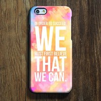Inspirational Quote Believe iPhone XR Case iPhone XS Max plus Ethnic  SE  Case Abstract Galaxy S8 S6  Case 091