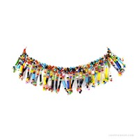 Curtian Drop Beaded Anklet on Sale for $8.99 at HippieShop.com
