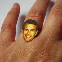 Theo James Adjustable Ring
