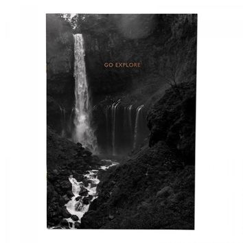 Go Explore A4ish Notebook | Notebooks | Stationery | Ohh Deer