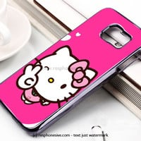 Hello Kitty Girl Samsung Galaxy S6 and S6 Edge Case