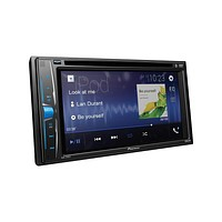 "Pioneer AVH-210EX 6.2"" Double-DIN In-Dash DVD Receiver with Bluetooth(R)"