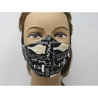 Moscato Wine Reversible Face Mask
