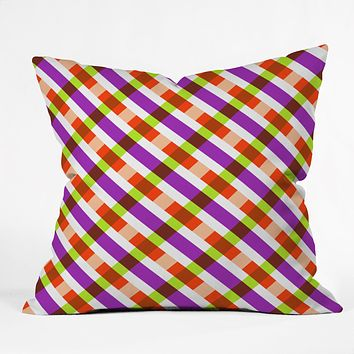 Caroline Okun Barclay Throw Pillow
