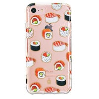 Sushi Clear iPhone Case