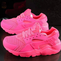 Trending Fashion Casual Sports Shoes Pink