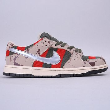 Nike SB Dunk Low Raygun Fashion New Hook Sports And leisure Shoes
