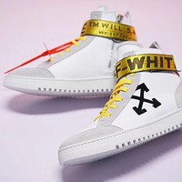 Best Deal Online Off-White Industrial Belt Men Sneaker