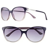 Apt. 9 Cat's-Eye Sunglasses - Women (Blue)