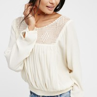 Free People Highlands Top
