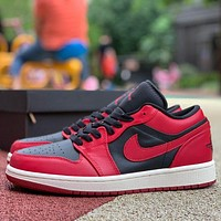 Air Jordan 1 Retro Low AJ1 low cut classic retro casual sports basketball shoes