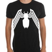 Marvel Universe Spider-Man Venom Costume T-Shirt 2XL