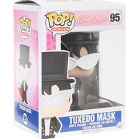 Funko Sailor Moon Pop! Animation Tuxedo Mask Vinyl Figure