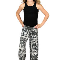Lori & Jane Swirls Palazzo Pants | Mod Angel