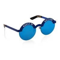 Brow Beater metal sunglasses