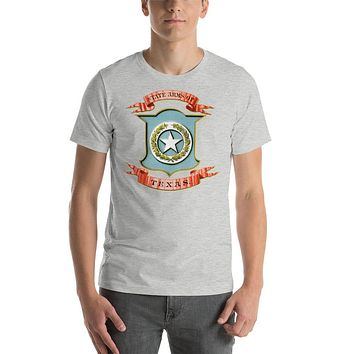 Texas State 1876 Coat of Arms Unisex T-Shirt