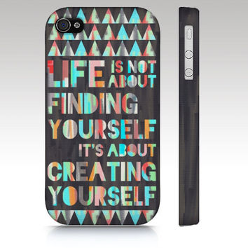 Iphone case iPhone 5 case iPhone 4s case iPhone 4 by RoveStudio
