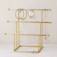 Emilia Tiered Jewelry Stand   Urban Outfitters