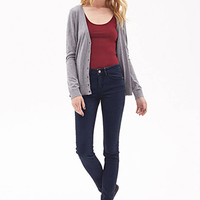 FOREVER 21 Faded Skinny Jeans