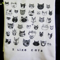 CATS Kitchen Towel