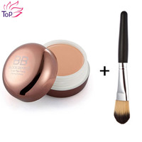 Maquiagem Special Effects Moisturizing Of Concealer + Foundation Brushes New 2015 Cosmetics Women Makeup Set