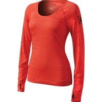 Reebok Women's CrossFit Elite Fitness Long Sleeve Shirt
