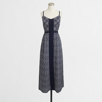 Factory printed maxi dress : Maxi Dresses | J.Crew Factory