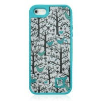 The Birds And The Forest Canvas Phone Case For iPhone 5