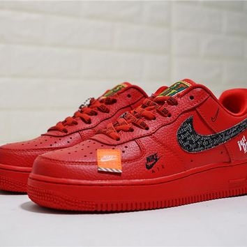 Just do it - Air Force 1 Low AR7719-106
