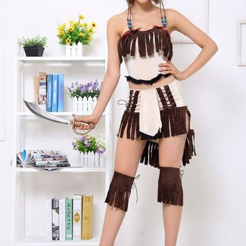 Hot Deal Cute On Sale Sexy Indian Games Uniform Costume Exotic Lingerie [6595733507]