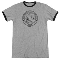Parks And Rec - Pawnee Seal Adult Ringer