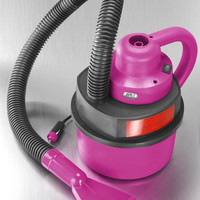 WET & DRY LED AUTO VACUUM - PURPLE