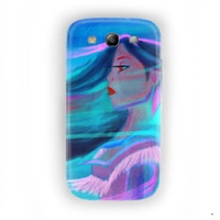 Pocahontas Paint design art Disney For Samsung Galaxy S3 Case