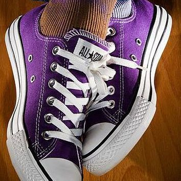 Converse Fashion Canvas Flats Sneakers Sport Shoes-9