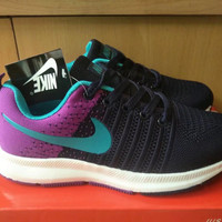 """Nike"" Women Sport Casual Multicolor Flying Weave Sneakers Running Shoes"
