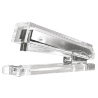 Kantek Ad-80 Acrylic Stapler, Fits Full Strip Of Standard Staples