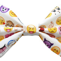 Emotions Hair Bow
