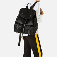 SATIN BACKPACK New