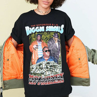 Notorious B.I.G. Mo Money Mo Problems Tee - Urban Outfitters