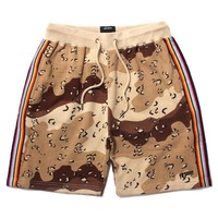 Peaceful Warrior Shorts Desert Chips Camo