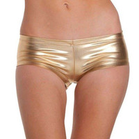 Gold Casual Panty