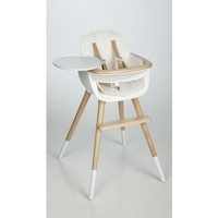 Micuna OVO MAX LUXE High Chair with Leather Beltsby MicunaSKU# MIC-OVOMAXLUXE