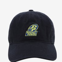 Rocket Power Logo Dad Hat - BoxLunch Exclusive